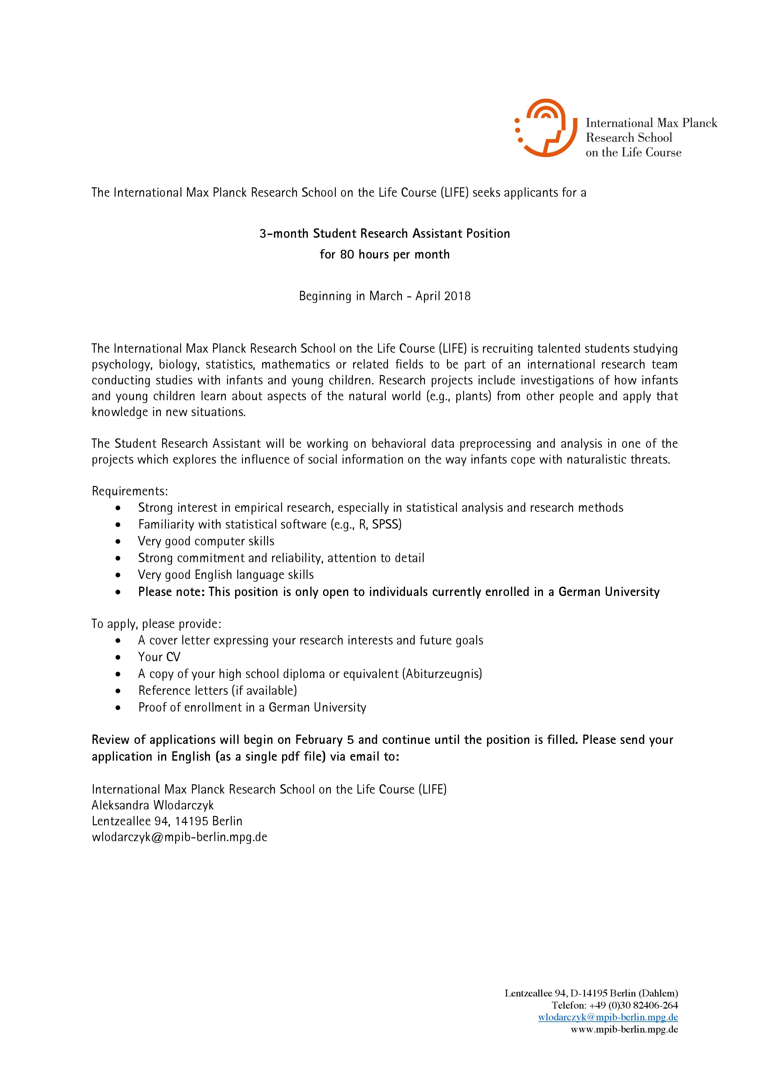 PhD and Job Offers  